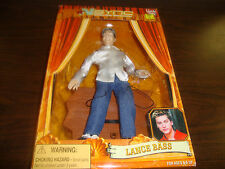 "Nsync---Lance Bass---Marionette---10"" Tall---Factory Sealed---2000"
