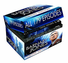 Barnaby Jones Complete Series Limited Edition Season 1 2 3 4 5 6 7 8 DVD Box Set