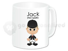 Personalised Gift Male Jockey Mug Horse Rider Present Novelty Fun Christmas #2