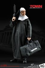 MCTOYS 1/6 The Town Nun Clothes Bank Robber Custom Accessories Set M-054