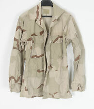 "US Army Shirt Jacket Small Regular Camouflage Desert Camo 36"" 38"" (6AO)"