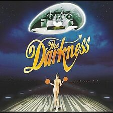 Permission to Land [PA] by The Darkness (CD, Sep-2003, Atlantic Queen, Aerosmith