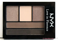 NYX Meet My Romeo Eyeshadow Palette-Love In Florence Collection LIF01