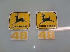 John Deere 48 Loader Decals