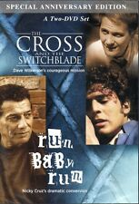 The Cross And The Switchblade, Run Baby Run, Two DVD set, New & Sealed