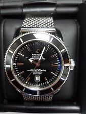 Breitling Superocean Heritage 46 A17320 Stainless Steel Watch Box & Papers