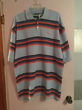New Size 2X Roca Wear Men's Polo Shirt
