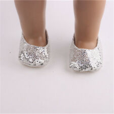 unique gift  Handmade shoes for 18inch American girl doll party n373