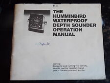 humminbird depth sounder | ebay, Fish Finder