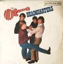THE MONKEES - Headquarters (LP) (VG-/G)