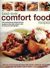 Best-Ever Comfort Food Recipes: Feed The Soul And Heal The Heart With -ExLibrary