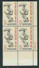 Scott  #1238...5 Cent...City Mail Delivery...25 Plate Blocks...100 Stamps