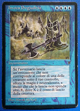 MTG Invoke Prejudice Invoca Pregiudizio Legends Leggende MP Magic the Gathering