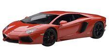 AUTOart 1/18 Lamborghini Aventador LP700 4 2011 RED MET 74669