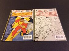 DC Multiversity Thunderworld Variant Comic Book Lot Shaman Capt Marvel NM