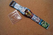 KIDS MARVEL REPLACEMENT WATCH STRAP WITH SPRING BARS