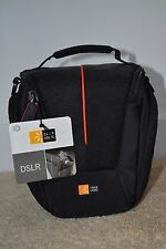 Case Logic DSLR Camera Bag SLR Holster Black Shoulder Sling New
