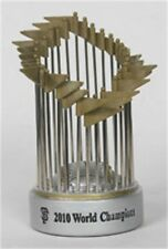 2010 SF GIANTS WORLD SERIES CHAMPIONS REPLICA TROPHY SGA 2011 SAN FRANCISCO NIB