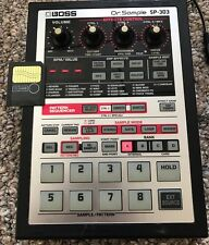 BOSS SP-303 Dr. Sample with 64mb card