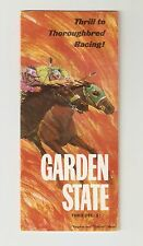 1962 GARDEN STATE PROGRAM HALL OF FAME AFFECTIONATELY as a 2 Year Old! RARE!