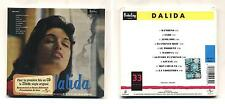 Cd DALIDA Accompagnée Orchestres WALBERG et RAYMOND LEFEVRE Vol 1 Mint Barclay
