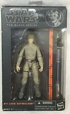 "Star Wars Black Series #11 Luke Skywalker Bespin Fatigues 6"" Inch Figure New MIB"