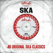 Various Artists - Island Presents: Ska CD NEW [2 Disc]