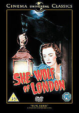 She-Wolf Of London [DVD], Good Condition DVD, Frederic Worlock, Eily Malyon, Mar