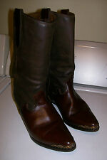 Zodiac Cowgirl Western Boots Womens Size 8 1/2 M