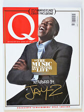 Q Magazine: November 2011, 25th Anniversary Collectors Edition, Jay-Z ..Etc.