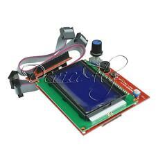 12864 LCD Display 3D Printer Controller +Adapter For RAMPS 1.4 Reprap Mendel
