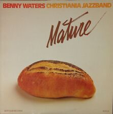 Benny Waters Christiania Jazzband-Mature-Hot Club 10-NORWAY