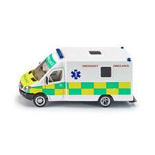 "Siku 2108 Mercedes Benz Rettungswagen ""England Emergency"" NEU! °"