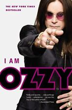 NEW I Am Ozzy by Ozzy Osbourne Paperback Book (English) Free Shipping
