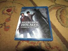 Sherlock Holmes: A Game of Shadows (Blu-ray/DVD, 2012, 2-Disc Set)