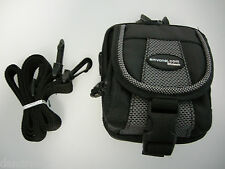 NEW AB-3314 AMVONA PRO SMALL DIGITAL CAMERA BAG WITH SHOULDER STRAP