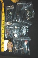 KUBRICK Random  Loose Mini Figures & accessories Metal Gear FBI Scarecrow used