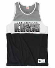 LOS ANGELES KINGS NHL MITCHELL & NESS HOME STAND TANK TOP MENS SIZE S SMALL NEW
