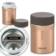 Stainless Vacuum Flask Thermos Rice Porridge Soup Food Jar Lunch Carrier 430 ML