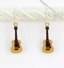 """Sienna Sky  """"Acoustic Guitars""""  Earrings"""