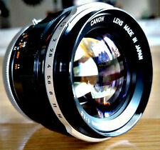 Very Fast Canon 55mm f 1.2 FL Standard Camera Lens