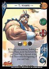 UFS - Street Fighter - T. Hawk 3-Dot - #19/23 - 4-Dot Promo Character Card