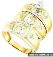 christian wedding rings sets christian wedding rings ebay 2924