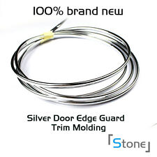 Chrome Silver Moulding Trim Car Guards Door/Air Condition Panel Edge Protect10ft