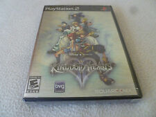 FACTORY SEALED BRAND NEW PLAYSTATION 2 PS2 KINGDOM HEARTS II SQUARE ENIX NFS
