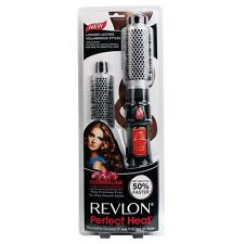 Revlon RV444C Perfect Heat  1&1-1/2in Hot Air Brush Hair Styler Original Package