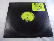B.M.E. Featuring Leroy Burgess - Pray - Free Shipping