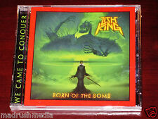 Lich King: Born Of The Bomb CD 2012 Stormspell Records SSR-DL94 NEW