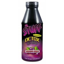 Detoxify Liquid The Stuff Grape 16 oz, Herbal, Toxins Detox & Cleansing