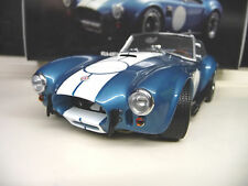 1:18 Kyosho Shelby Cobra 427 s/c Light Blue metallic 08045gbl nuevo New